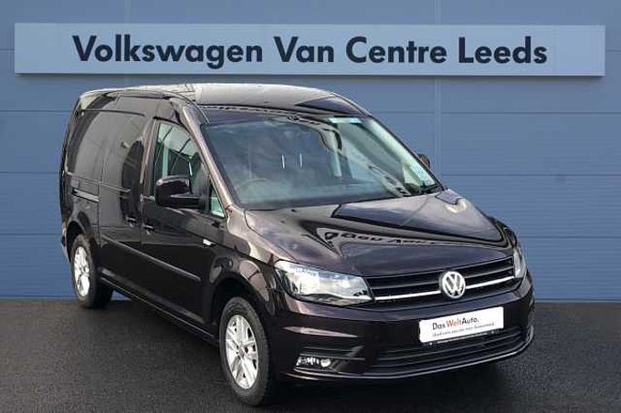 Volkswagen Caddy Maxi Panel Van 2.0 TDI Highline *SAT NAV*HEATED WINDSCREEN*