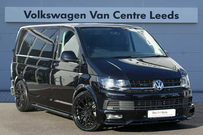 Volkswagen Transporter PV 2.0TDI 150PS Eu6 T28 Highline SWB *HEATED SEATS*GTE R EDITION*